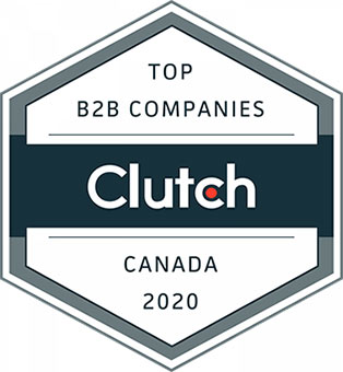 Wabes.ca are 5 stars rated on Clutch
