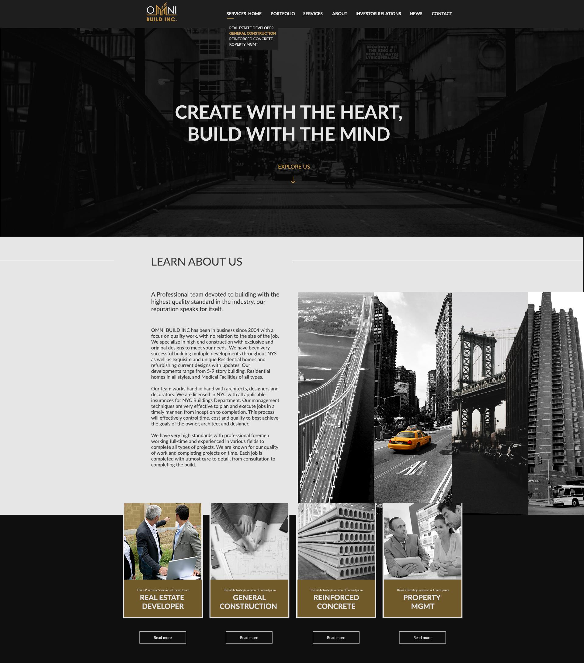 OB About us - Omni Build Inc