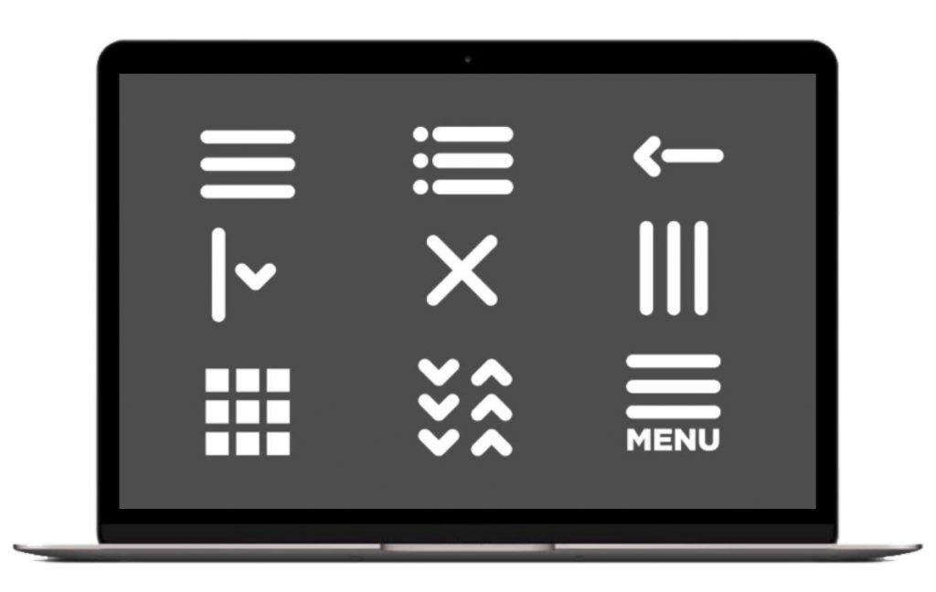 navigation styles