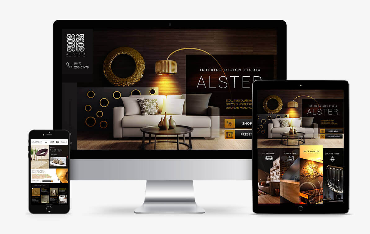alsterhome project - Alster Home